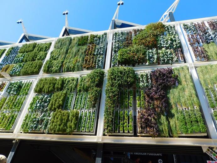 Vertikaler Garten, Mailand