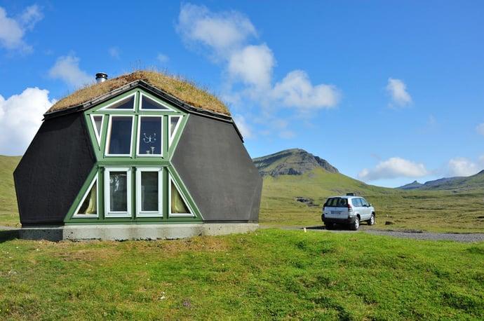 Kvivik Iglus, Färöer Inseln