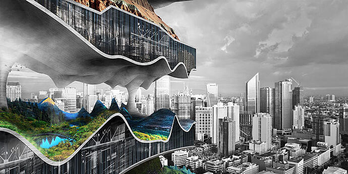 Vertical Factories in Megacitys