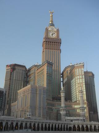 Mecca Royal Clock Tower Hotel, Saudi-Arabia