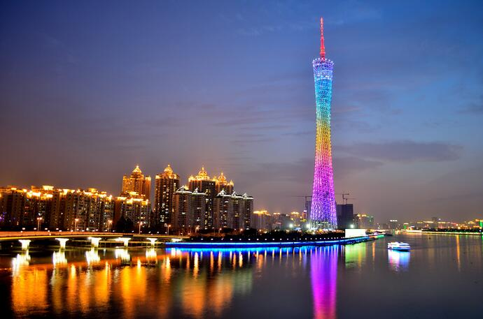 Canton Tower, China