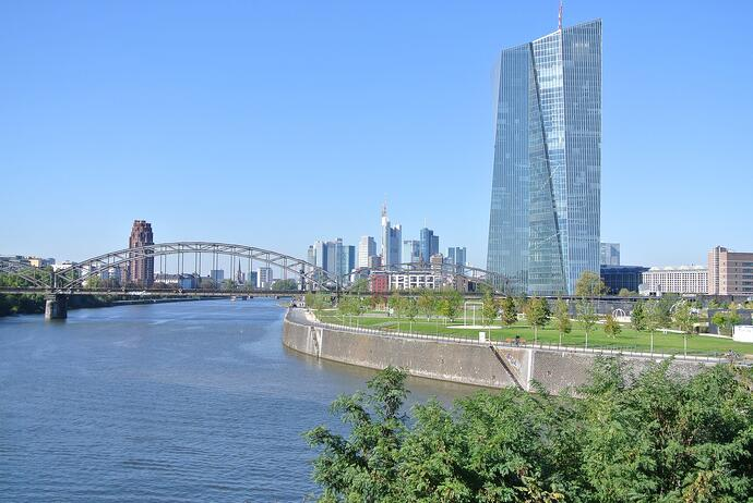 EZB, Frankfurt/Main