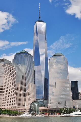 One World Trade Center, USA