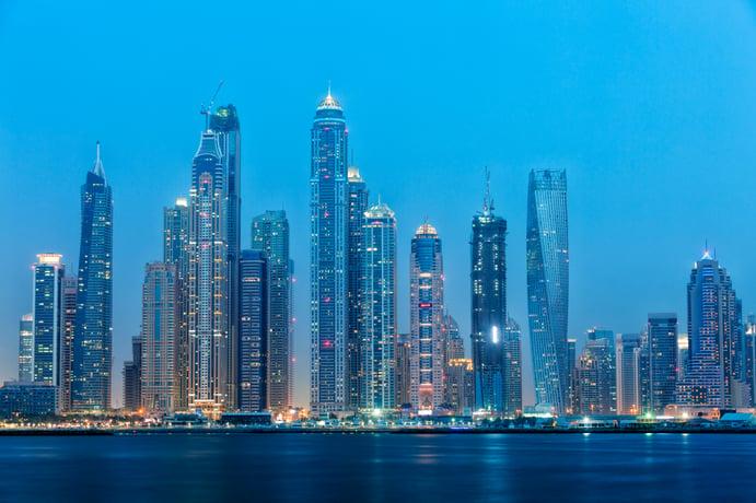 Princes Tower, Dubai
