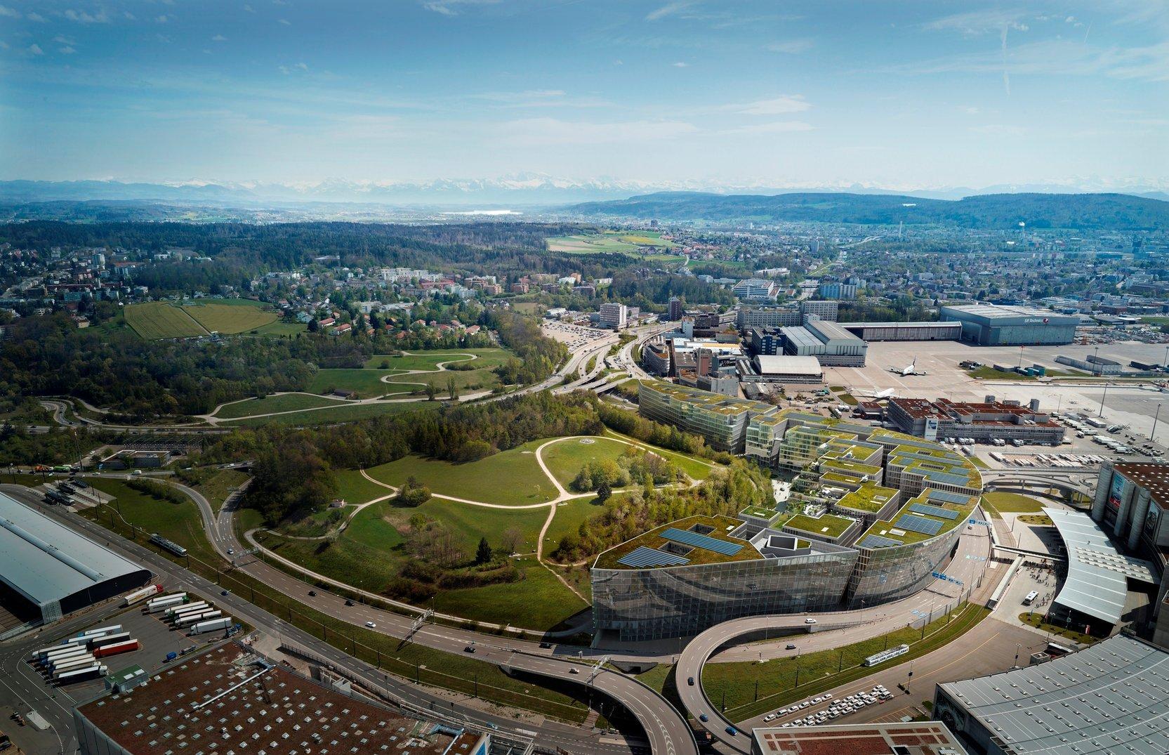 The Circle, Zürich