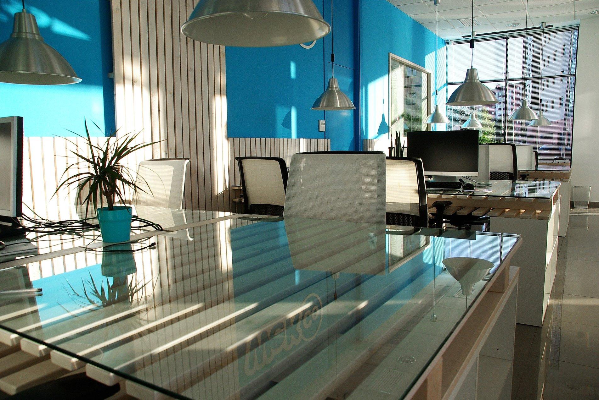Bürogestaltung im Architekturbüro