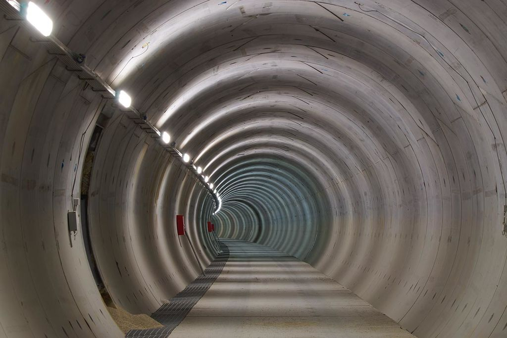 Brenner Base Tunnel
