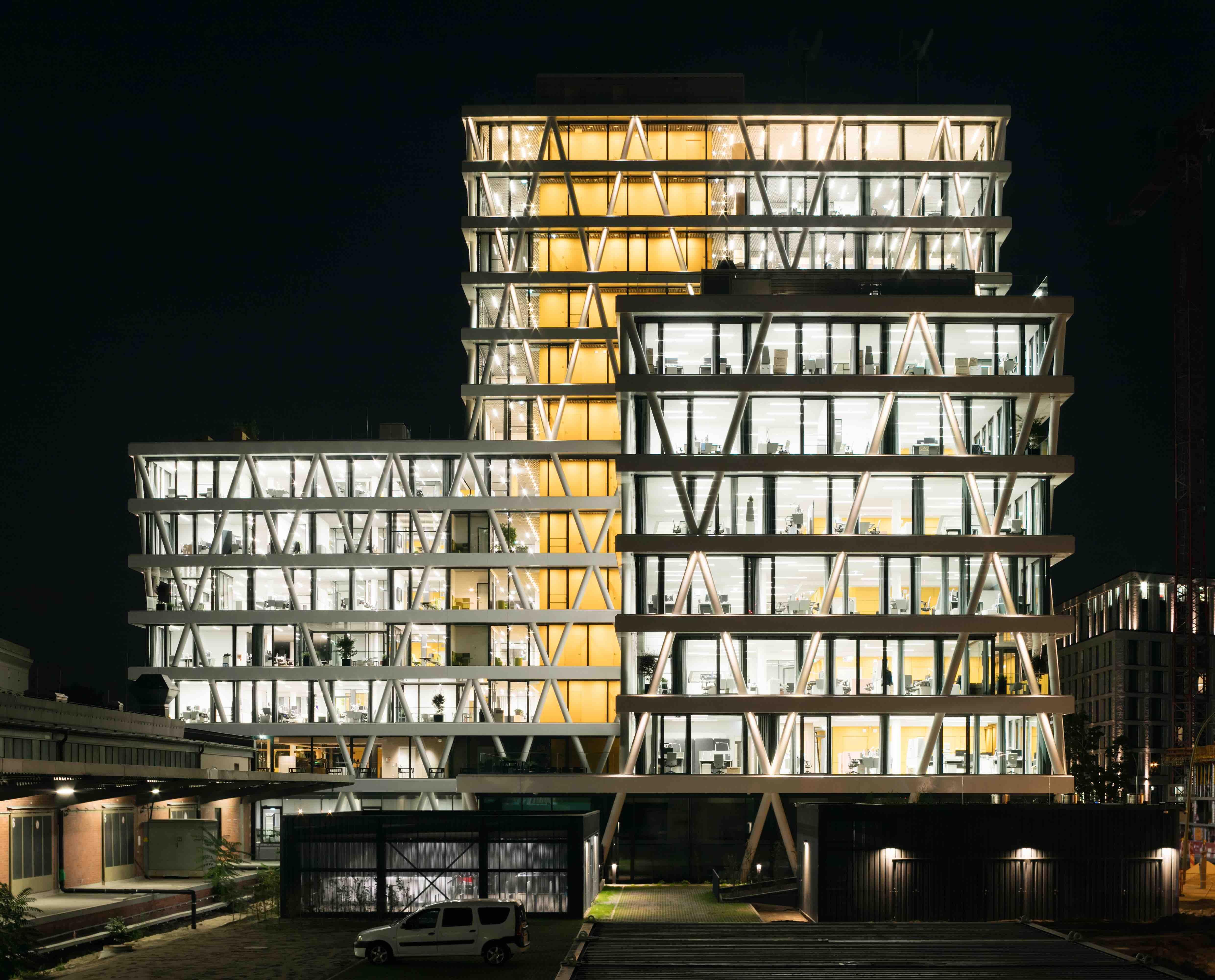 50Hertz Building in Berlin
