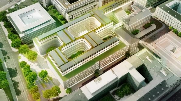 Siemens Headquarter Munich