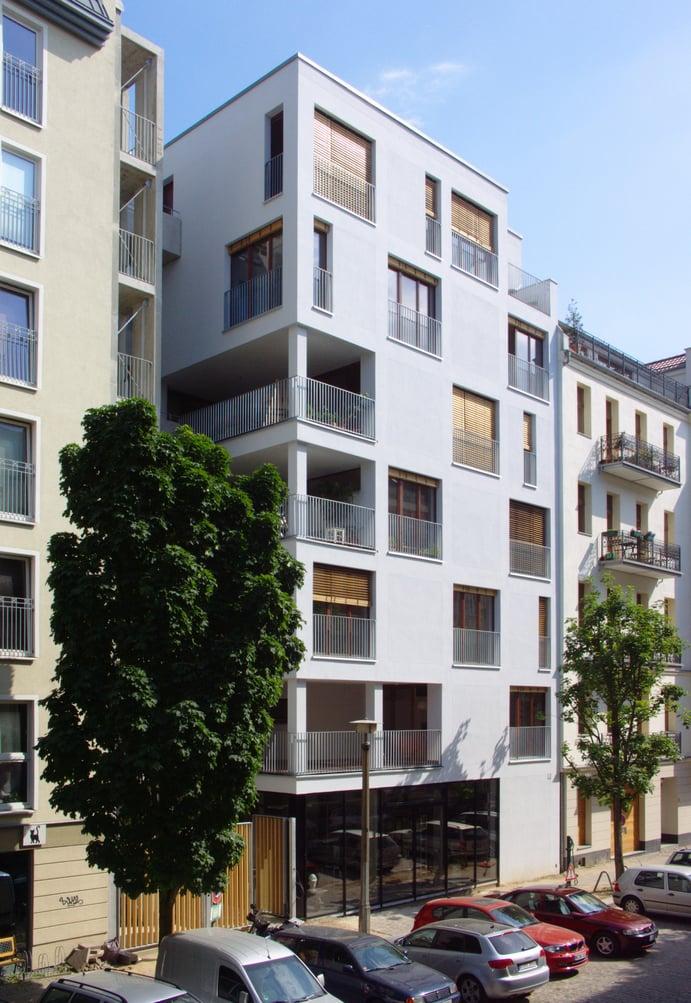 Holzhaus Esmarchstraße 3, Berlin