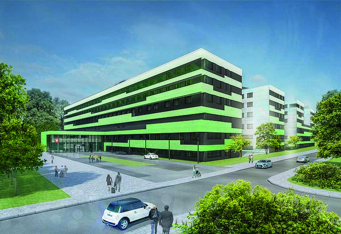 Klinikum Frankfurt Höchst sets new standards