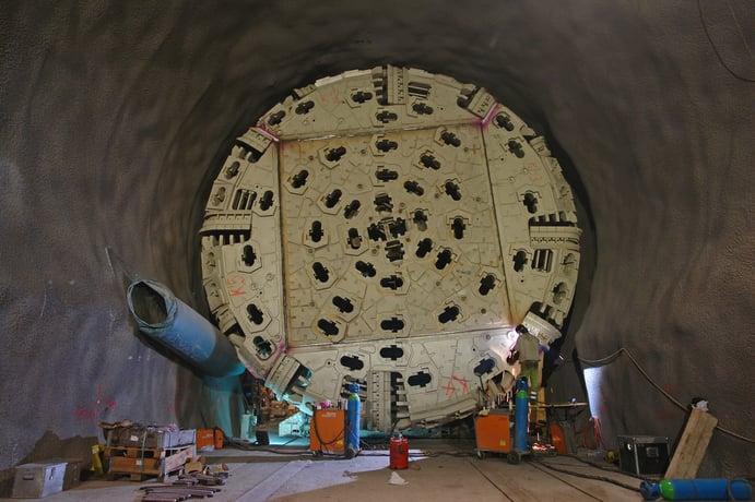 Gotthard-Basistunnel