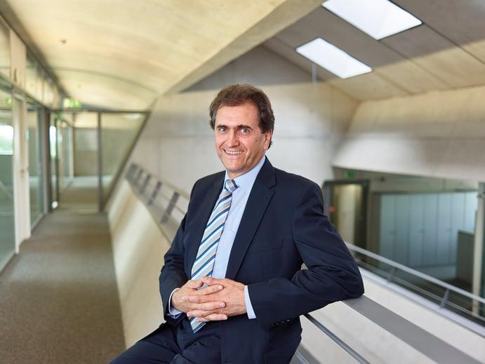 """""""Mit dem 3D-Modell erreichen wir eine Produktivitätssteigerung von 30 bis 35 Prozent"""", sagt Walter Muck, Gründer und Alleininhaber von MUCKINGENIEURE aus Ingolstadt."""