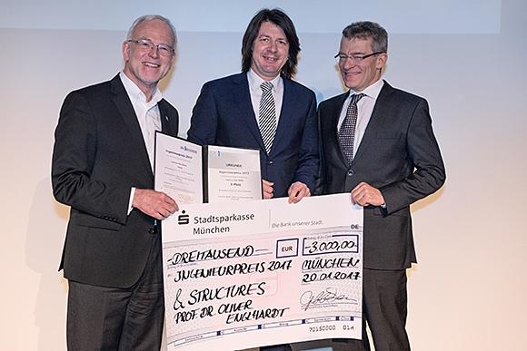 &structures Englhardt Partners, Bergmeister Ingenieure GmbH und J2M Architekten München