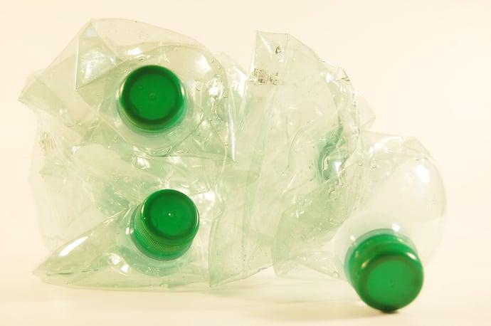 Plastik als Zementersatz