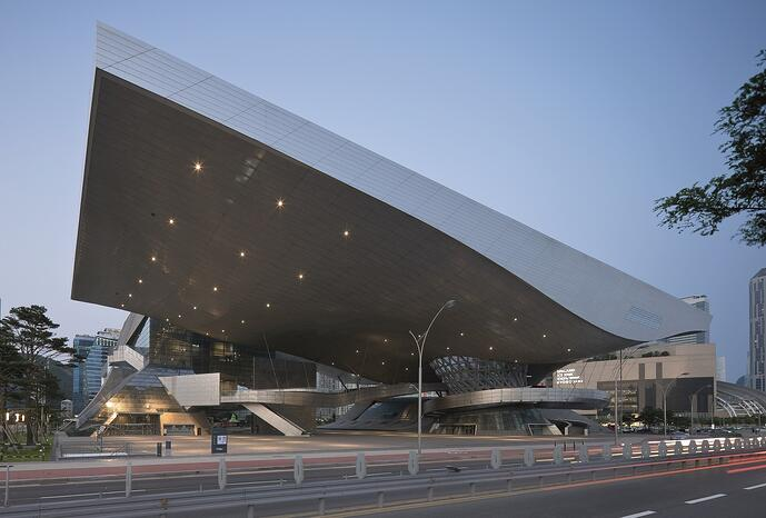 Busan Cinema Center, Südkorea