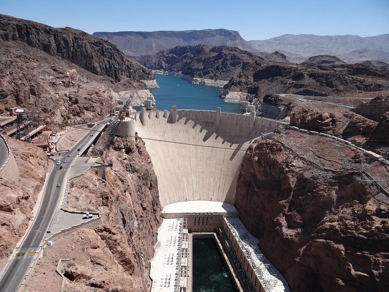 Hoover Staudamm, Arizona