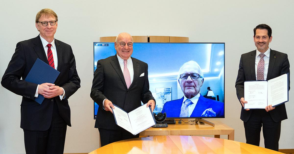Einzigartiges Institut für Künstliche Intelligenz im Bauwesen an der Technischen Universität München (TUM)