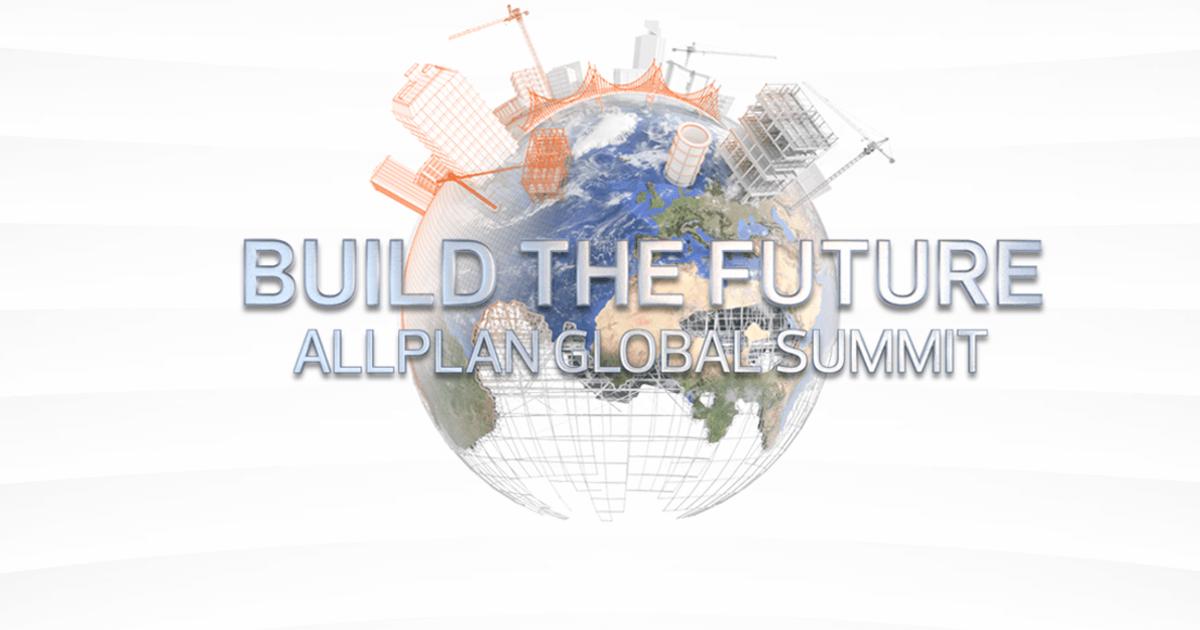 ALLPLAN lädt zum Global Summit 2021