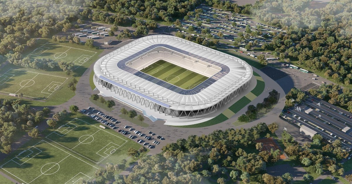 A New Stadium for Karlsruhe