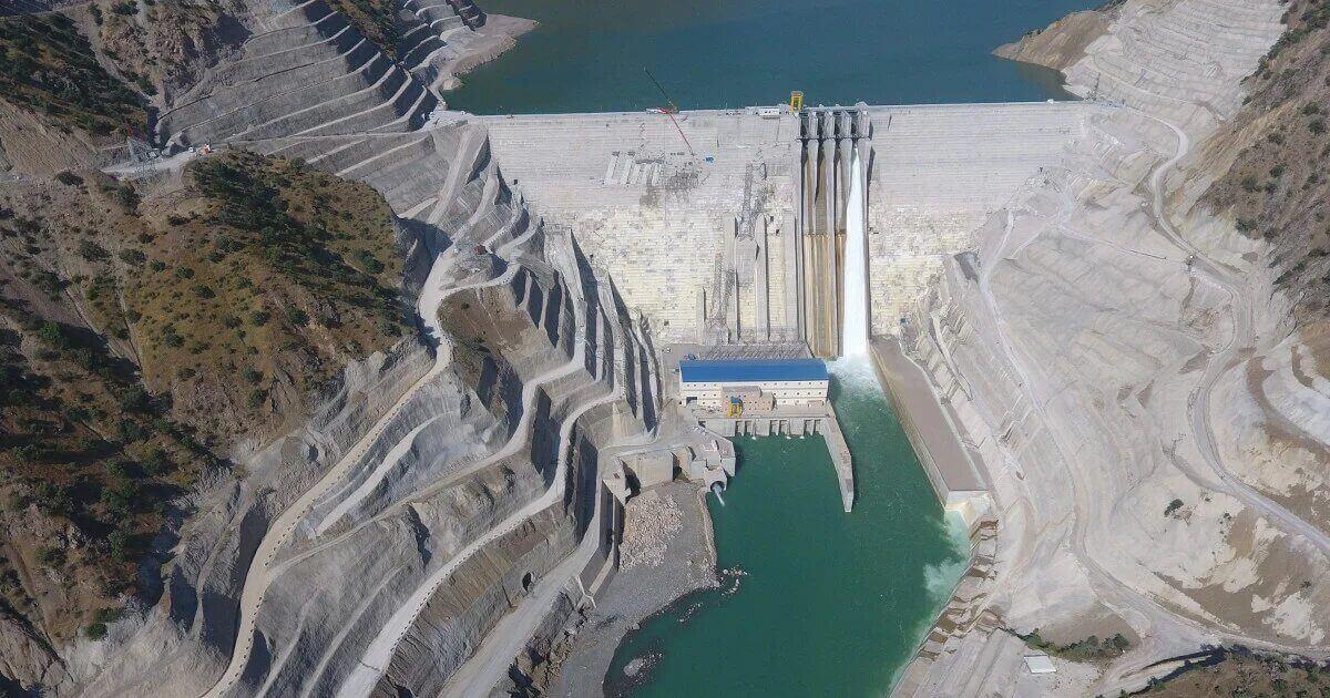 Designing Europe's Largest RCC Dam