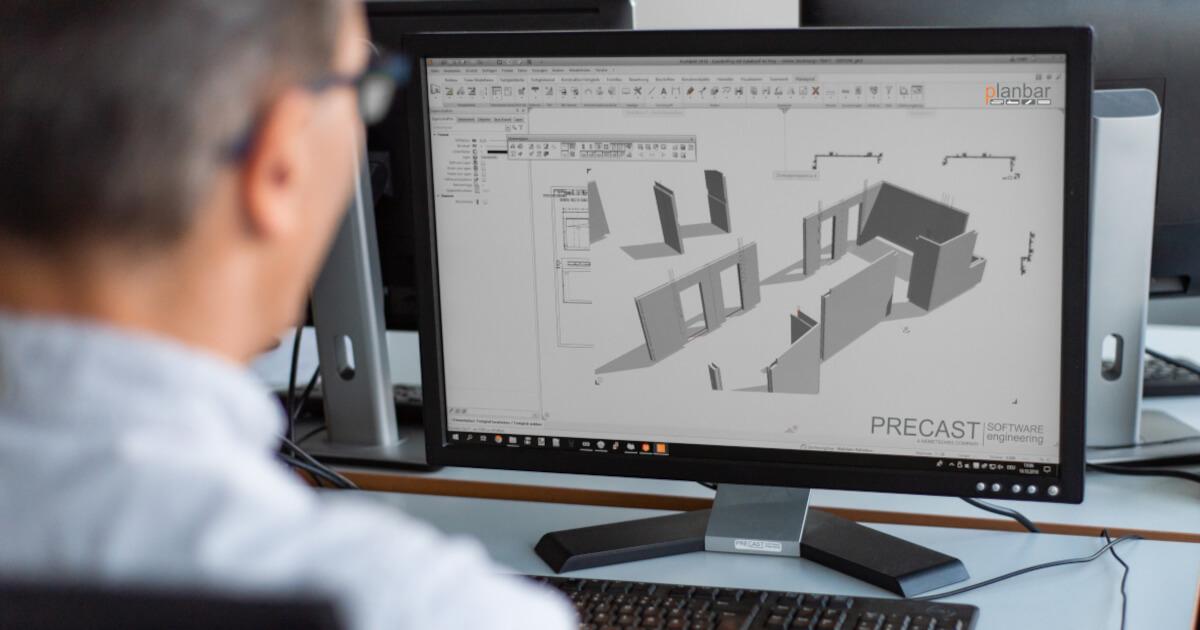 5 automatisierte Prozesse für mehr Effizienz in der Fertigteilplanung