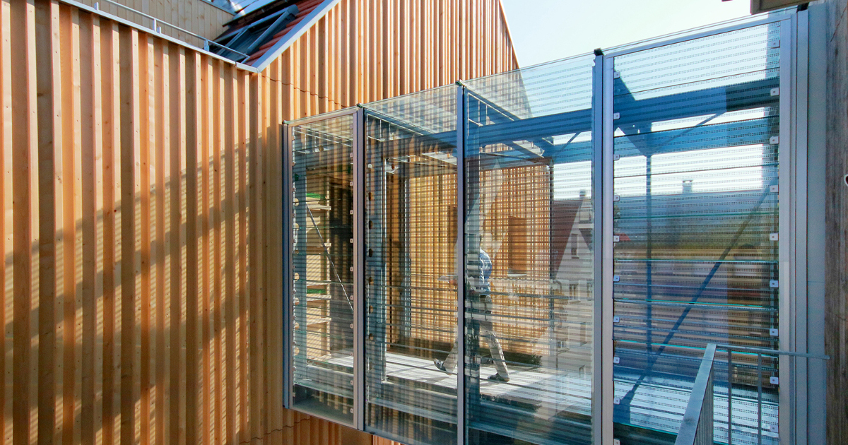 Eisbärhaus: nachhaltigstes Gebäude der Welt